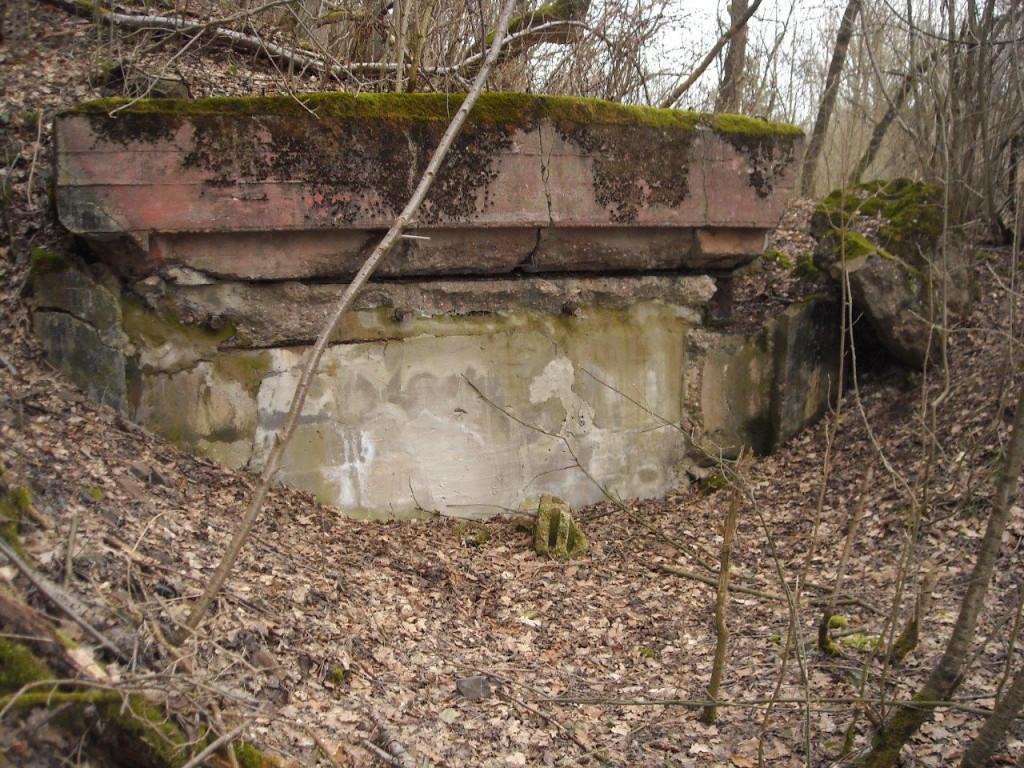 12 Bunker Maueler Pfad