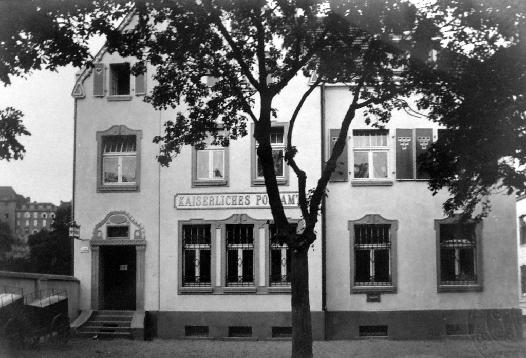 28 Kaiserliches Postamt