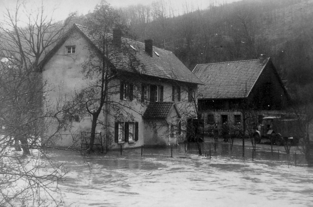 27 Mühle und Arenbergisches Forstamt