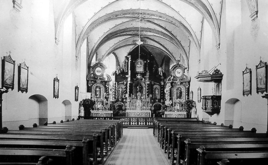16 Klosterkirche und Franziskus-Kloster