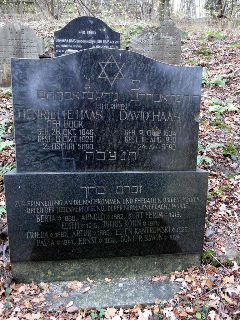 06 Jüdischer Friedhof