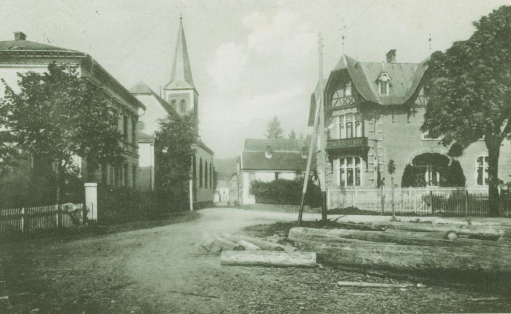 10 Villen Poensgen und Günther